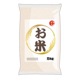 米袋の写真